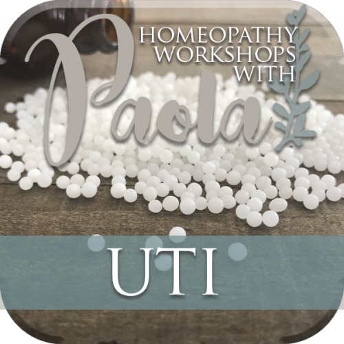 Homegrown UTI/Cystitis Workshop