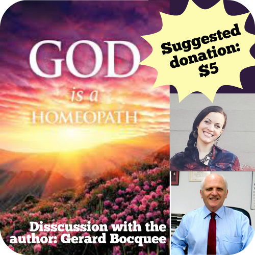 A Christian Perspective on Homeopathy with Gerard Bocquee