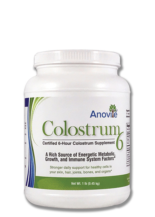 Colostrum 1lb Powder