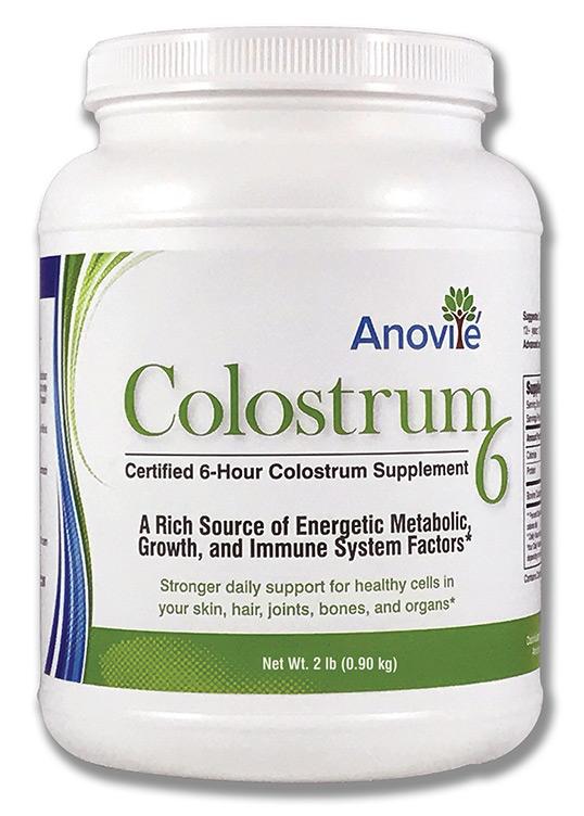 Colostrum 2lb Powder